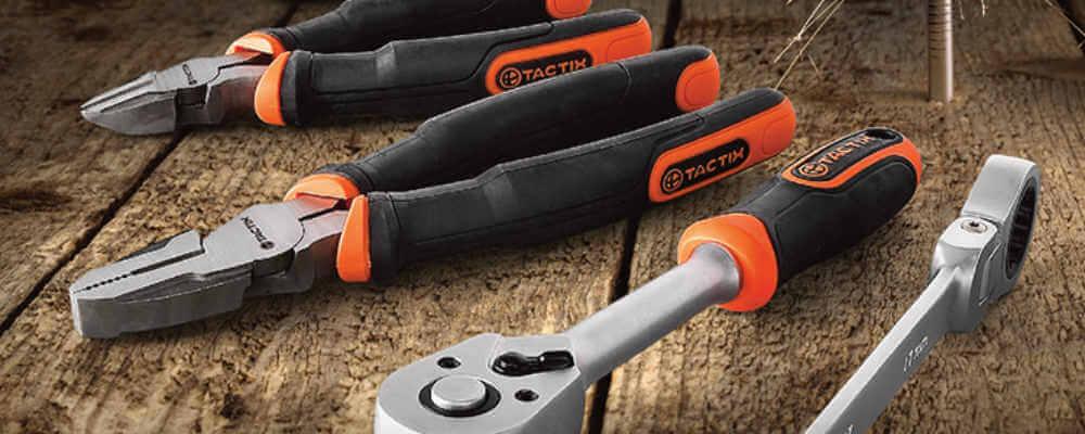 Tactix Hand tools