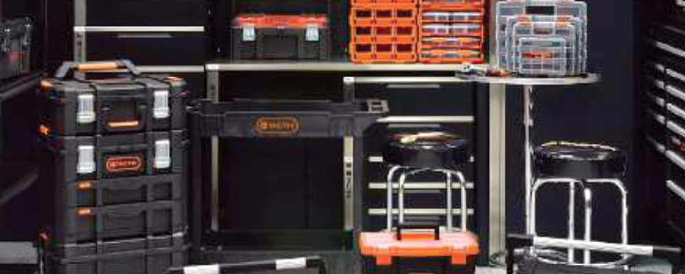 Tactix storage