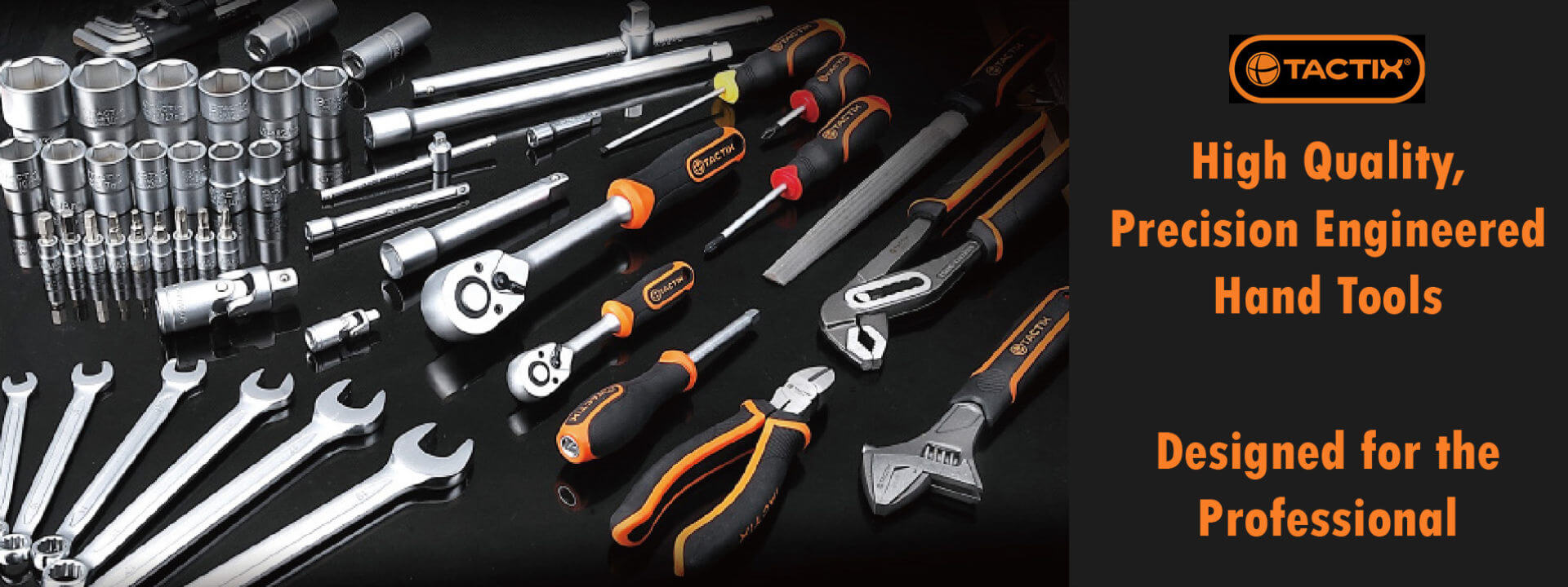 Tactix - Quality Hand Tools